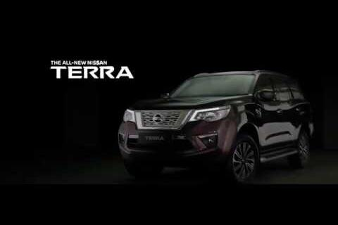 The All New Nissan Terra